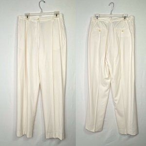 Ralph Lauren Vintage Wool Blend Dress Pants Sz 10